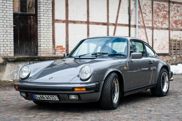 Lundt Lundtauto Berlin Porsche 911 Restauration