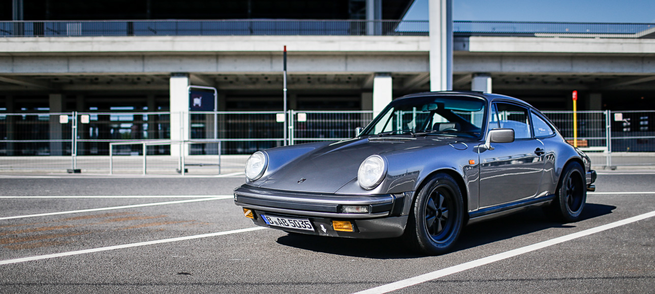 Porsche 911 Carrera 3 2 Log