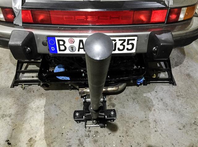 porsche-911-motoreinbau